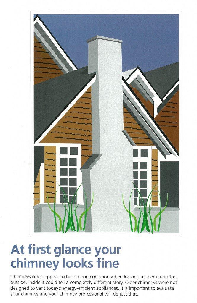 Fine chimney