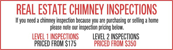 real estate chimney inspections