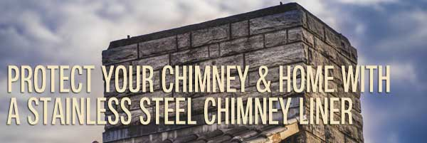 stainless steel chimney liner bergen  county